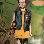 Frida Kahlo Street Art