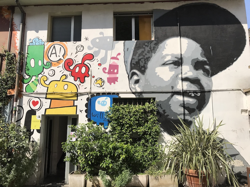 Murales Frida Milano