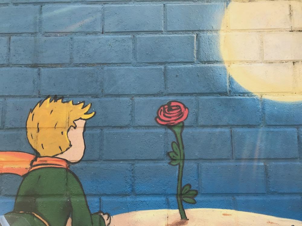 Murales Milano Quartiere Isola