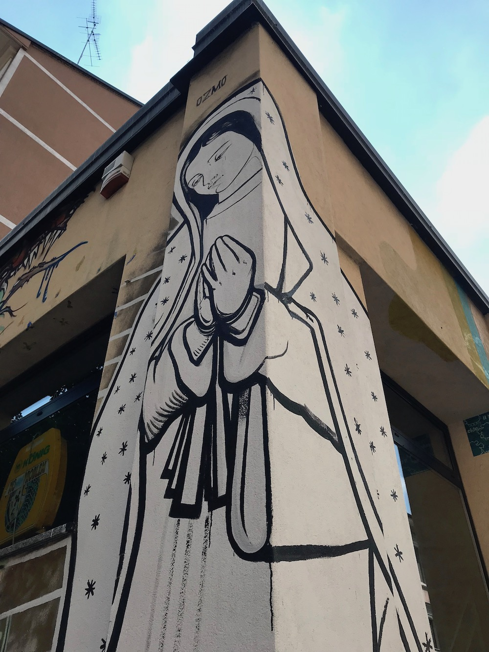 Urban Art Quartiere Isola Milano