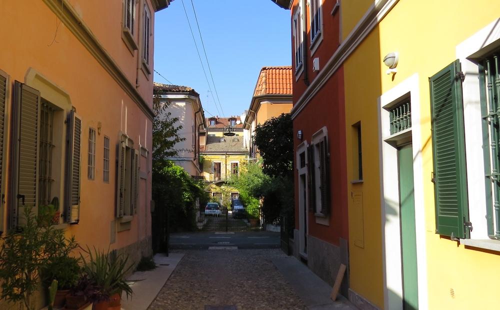 Quartiere Giardino Milano