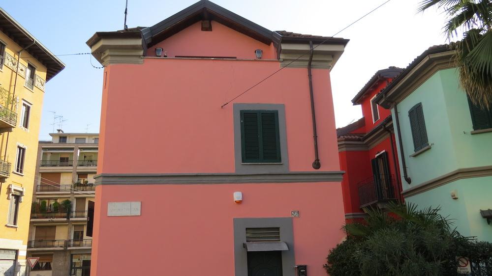 Via Abramo Lincoln Milano