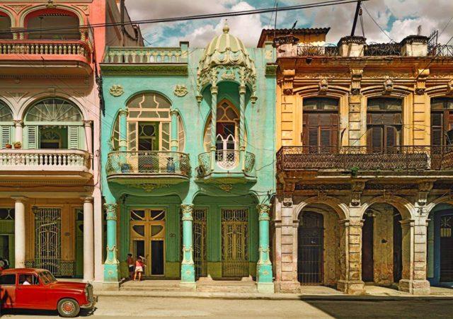 Liberty o Art Nouveau all'Avana